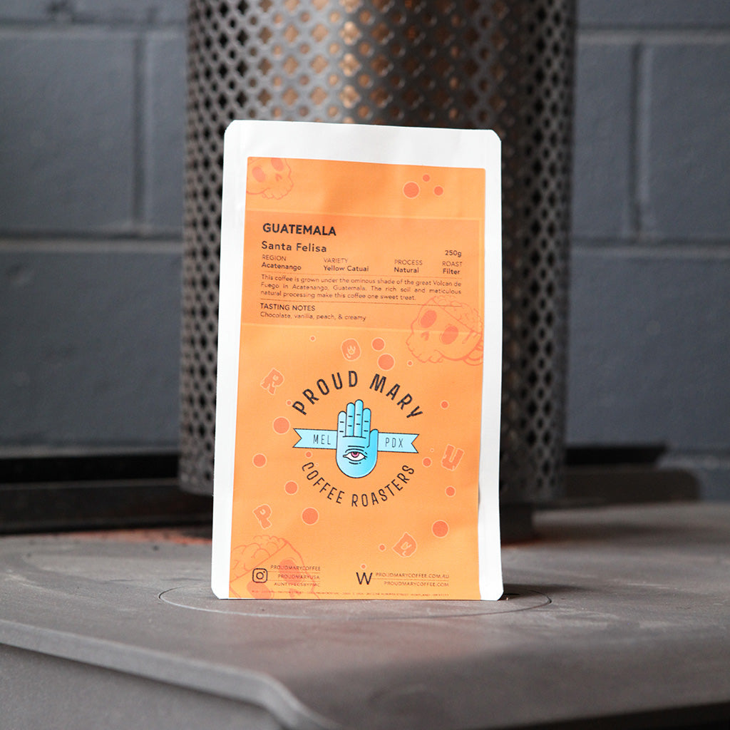 Guatemala | Santa Felisa | Yellow Catuai | Natural | Filter | 250g - Proud Mary Coffee Melbourne
