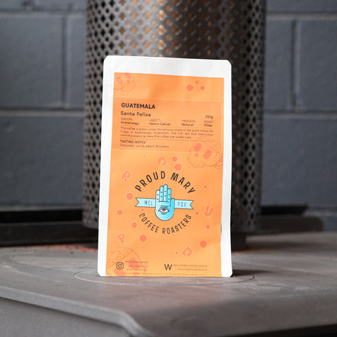 Guatemala | Santa Felisa | Yellow Catuai | Natural | Filter | 250g