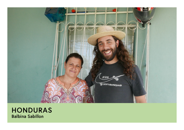 Honduras | Balbina Sabillon | Parainema | Washed | Filter | 250g
