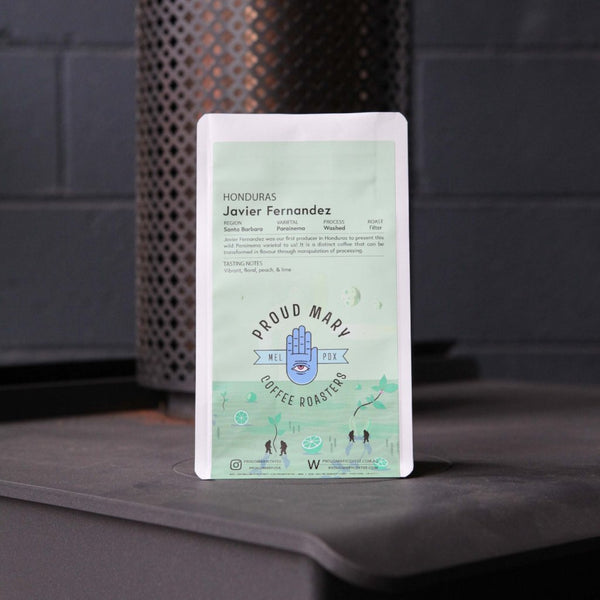 Honduras | Javier Fernandez | Parainema | Washed | Filter | 250g - Proud Mary Coffee Melbourne