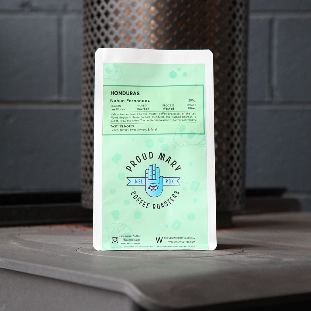 Honduras | Nahun Fernandez | Bourbon | Washed | Filter | 250g - Proud Mary Coffee Melbourne