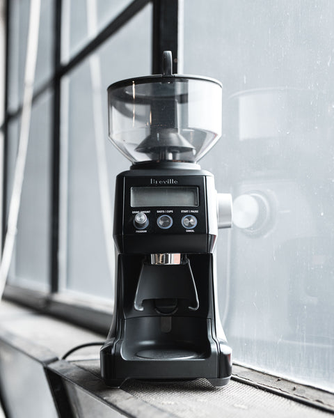 Moccamaster + Breville Smart Grinder Pro - Proud Mary Coffee Melbourne