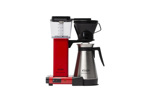 Moccamaster Thermal 1.25 Litre with Thermal Carafe Red