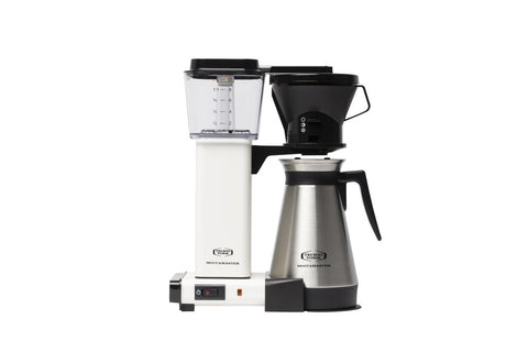 Moccamaster Thermal 1.25 Litre with Thermal Carafe White