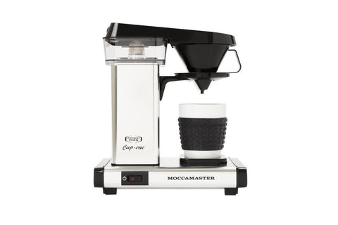 Moccamaster Cup-One 300ml Cup SIlver