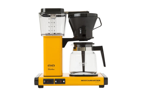 Moccamaster Classic KB Yellow Pepper
