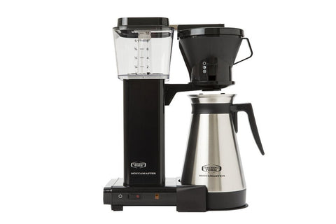 Moccamaster Thermal 1.25 Litre with Thermal Carafe Black