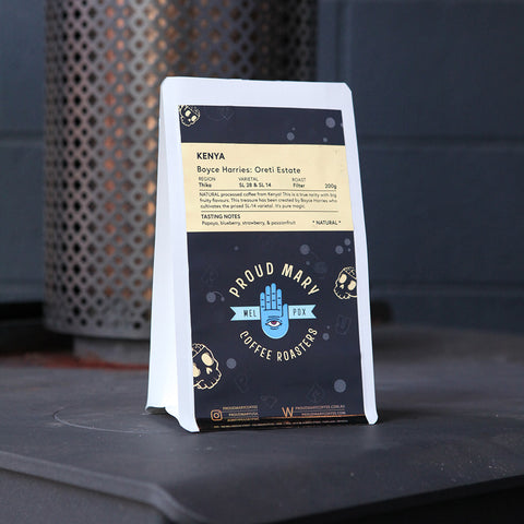 Kenya | Oreti Estate | SL28 & SL14 | Natural | Filter | 200g