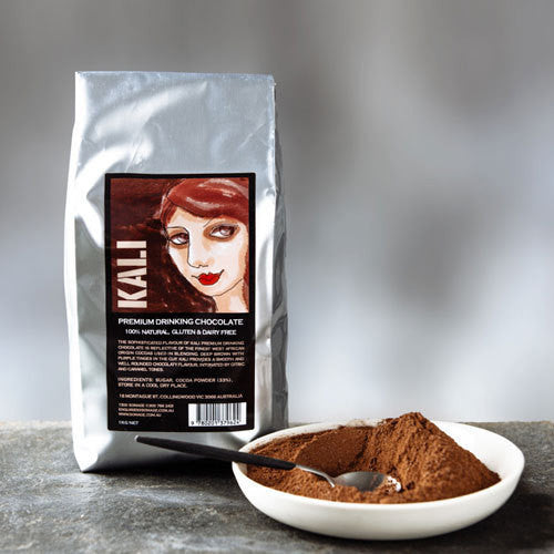 Kali Drinking Chocolate - 1kg | $16 - Proud Mary Coffee Melbourne
