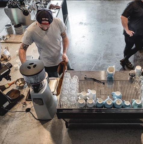 Barista Boot Camp - Proud Mary Coffee Melbourne