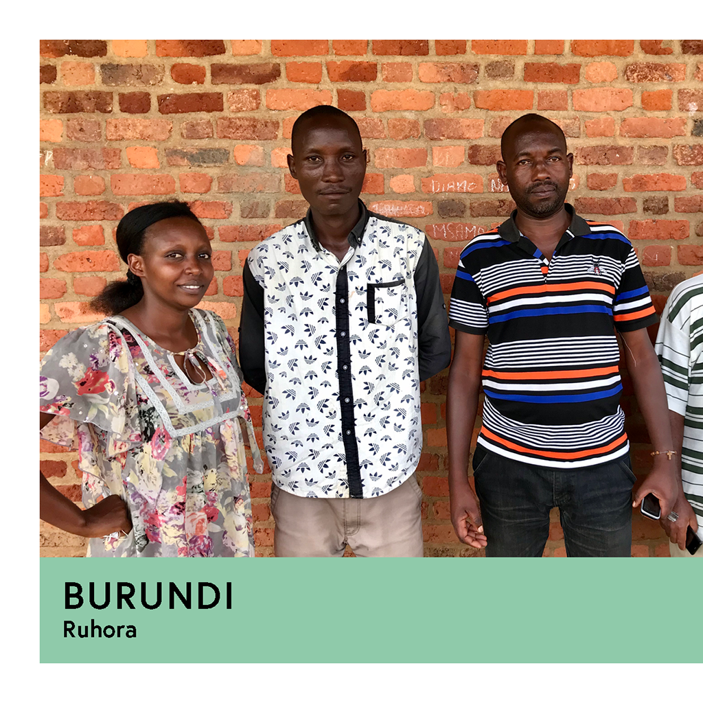 Burundi | Ruhora | Red Bourbon | Washed | Filter | 250g - Proud Mary Coffee Melbourne