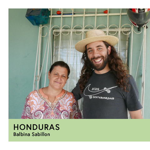 Honduras | Balbina Sabillon | Parainema | Natural | Filter | 250g