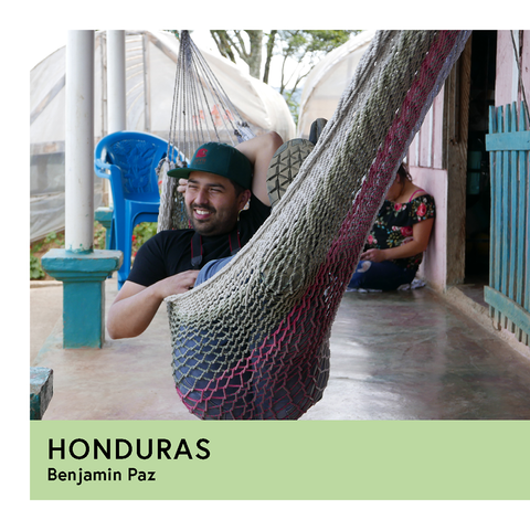 Honduras | Benjamin Paz | Parainema | Natural | Filter | 250g