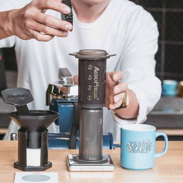AeroPress Coffee Maker - Proud Mary Coffee Melbourne