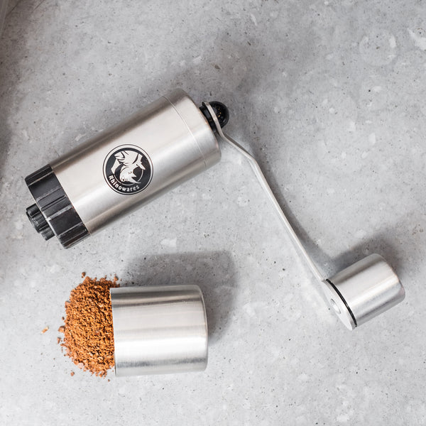 Rhinowares Compact Coffee Grinder | $60 - Proud Mary Coffee Melbourne