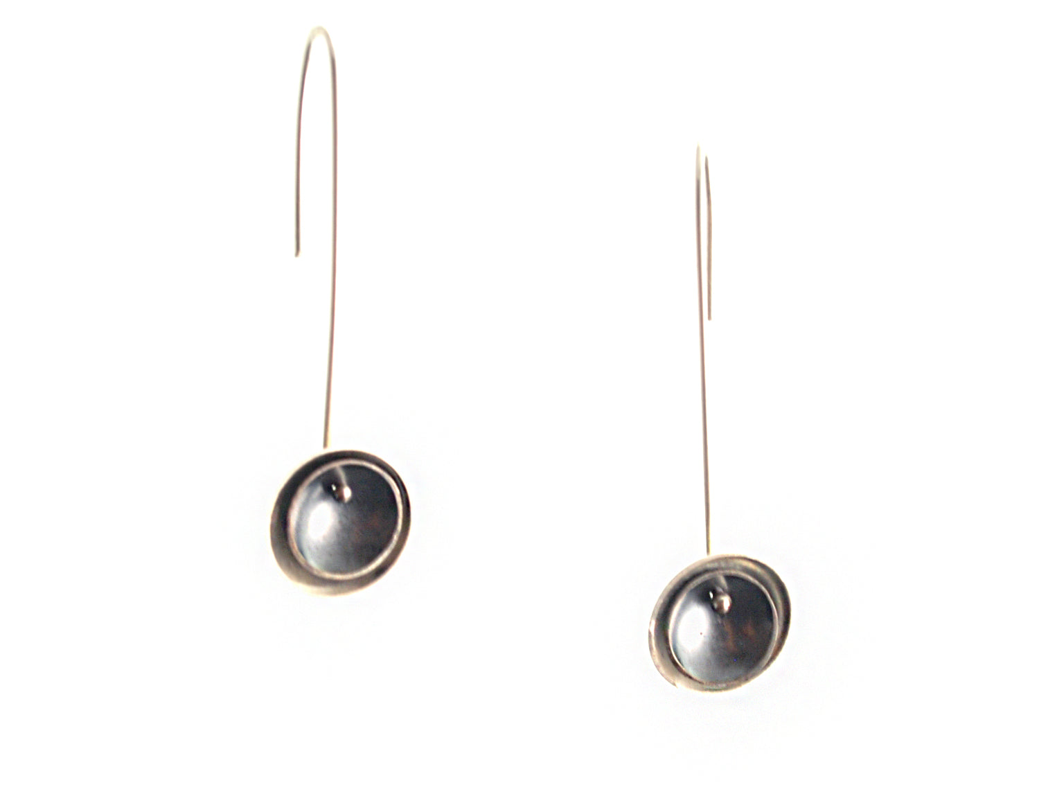 Two Dome Earrings | Olivia de Soria
