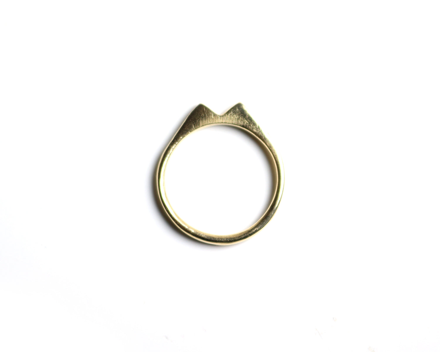 Cat Ears Ring | Olivia de Soria