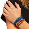 GameDay Silk Wrap Bracelets - All Colors