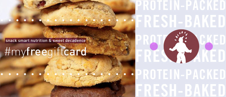 Win a gift card from The Protein Bakery