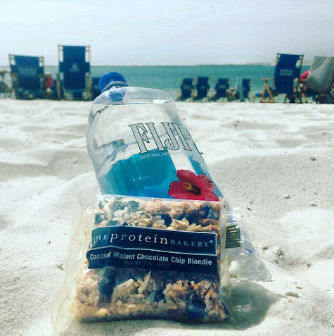 WHATEVER YOUR SUMMER PLANS, SNACK SMART & SHOP SMART AT THE PROTEIN BAKERY