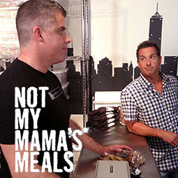 Not My Mama's Meals Bobby Deen Protein Bakery
