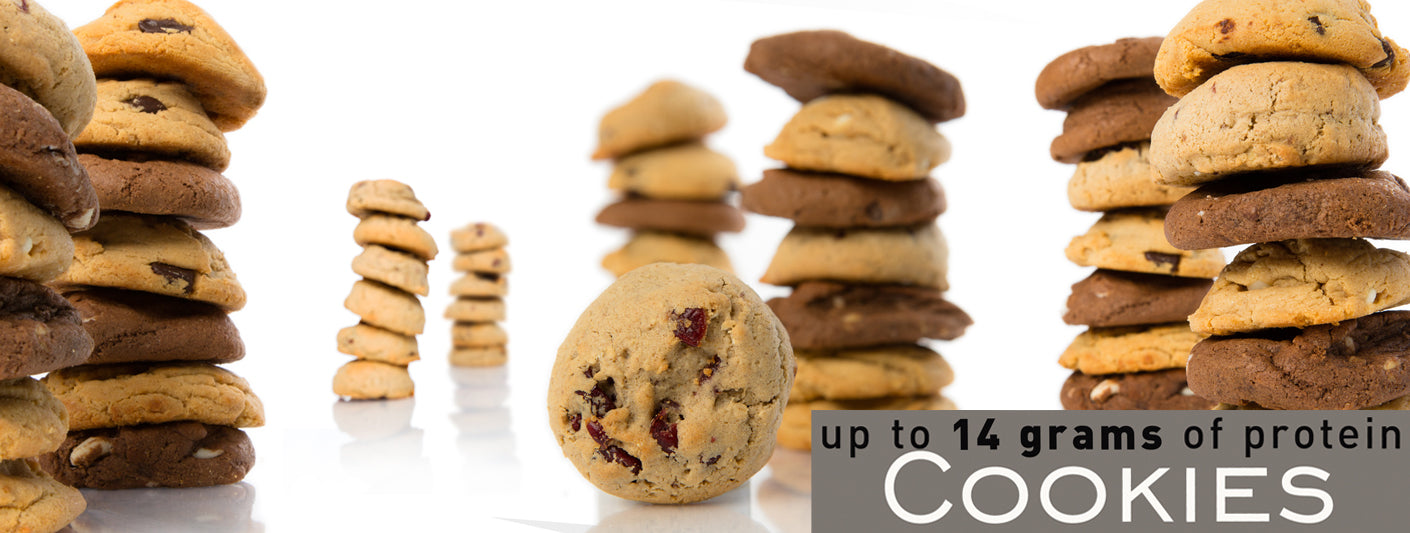 The Protein Bakery Cookie Collection