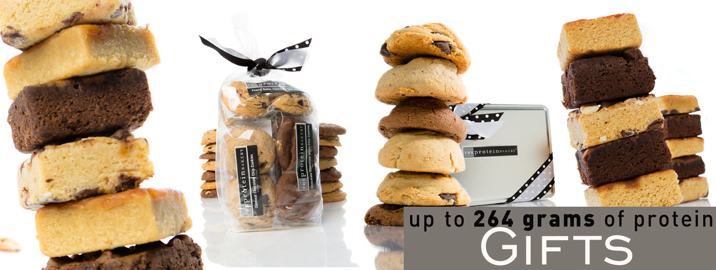 The Protein Bakery Gifts Collection