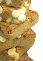 Lemon White Chip Blondie
