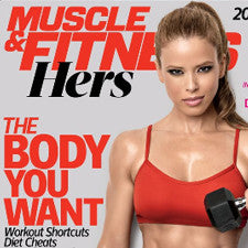 Protein Bakery featured in Muscle and Fitness Hers