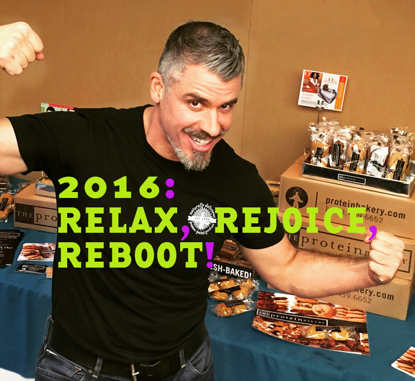 Relax, Rejoice, Reboot with Stephen Lincoln