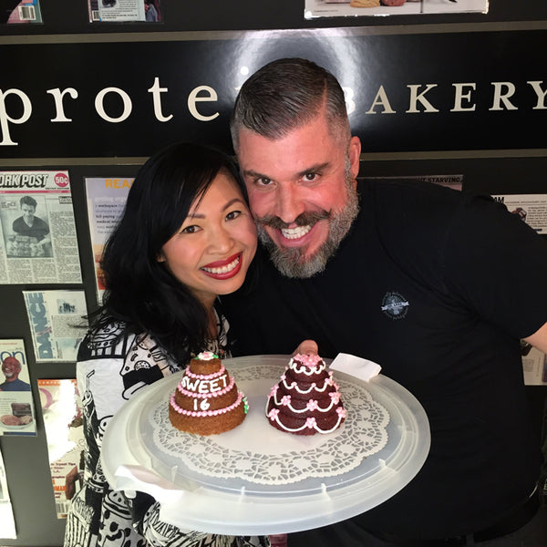 The Protein Bakery turned 16!