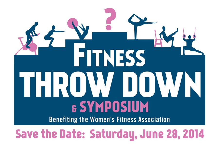 Women's Fitness Association's Throwdown