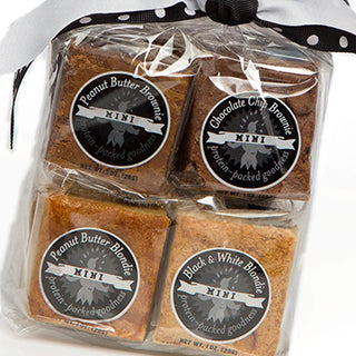 Protein Mini Assorted Medium Twelve-Pack Gift Bag - Protein Bakery