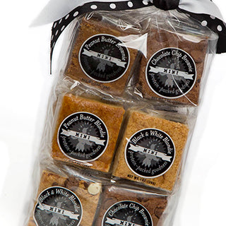 Protein Mini Assorted Large Eighteen-Pack Gift Bag - Protein Bakery