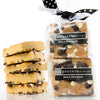 Black and White Blondie Six-Pack Gift Bag - Protein Bakery