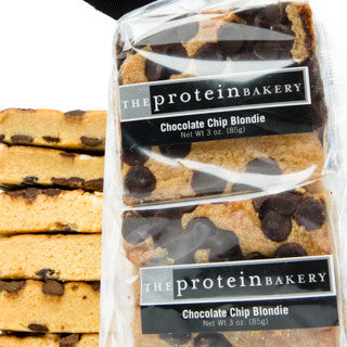 Chocolate Chip Blondie Six-Pack Gift Bag - Protein Bakery