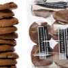 Chocolate Chocolate Chip Cookie Six-Pack Gift Bag - Protein Bakery