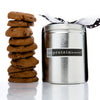 Chocolate Chocolate Chip Cookie Silver Pint Tin - Protein Bakery