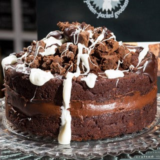 The Protein Bakery Chocolate Celebration Cake
