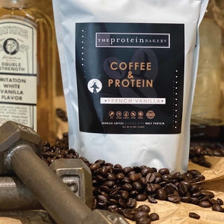 French Vanilla Protein Coffee