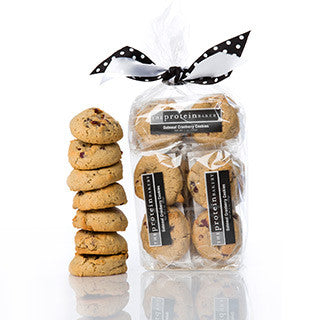 Oatmeal Cranberry Cookie Gift Bag from the Protein Bakery