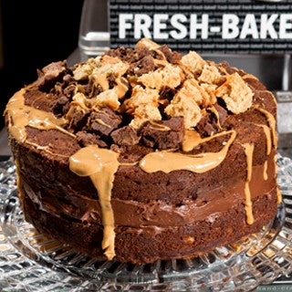 The Protein Bakery Peanut Butter Celebration Cake