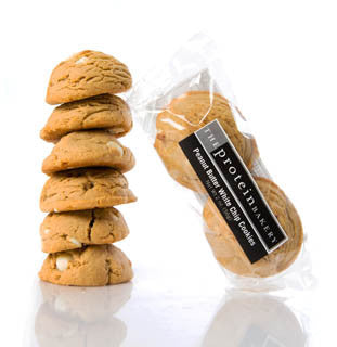 Peanut Butter White Chip Cookie Six-Pack Gift Bag - Protein Bakery