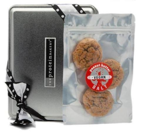 Vegan Cookie Gift Tin