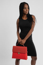 Sahel'20 Handbag - Red