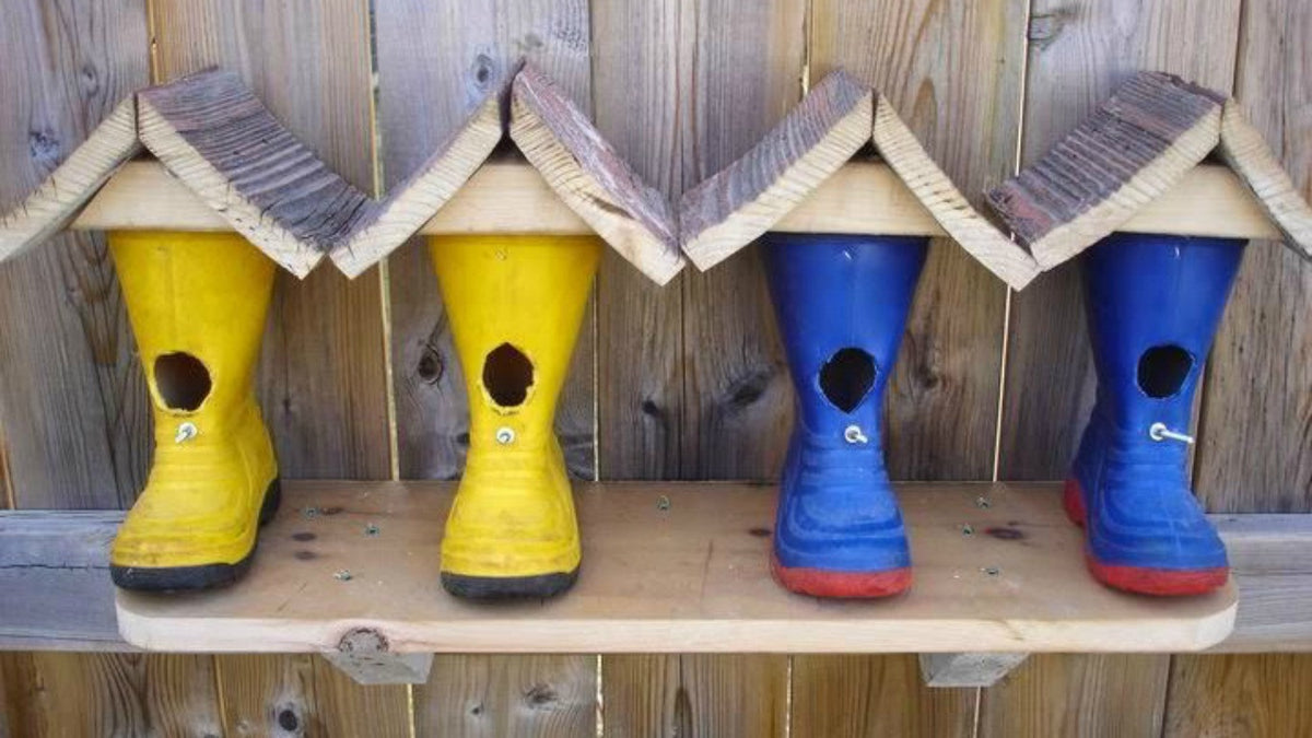 DIY Projects for Birdlovers