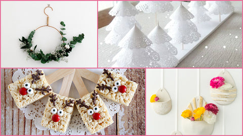 4 Christmas DIY Craft Projects to Try