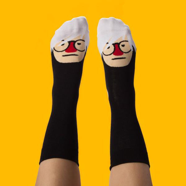 Funky socks - ChattyFeet Socks | Andy Sock-Hole