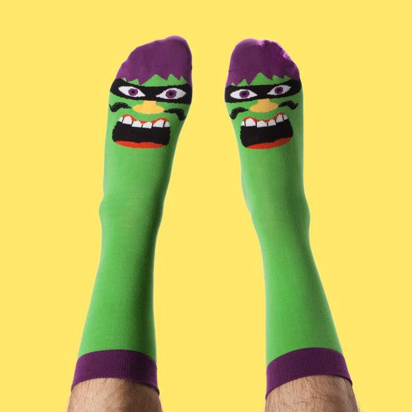 Funky socks - ChattyFeet socks | Mr Grril