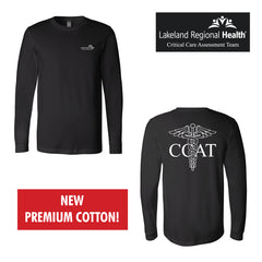 Men's PREMIUM Cotton LS - CCAT